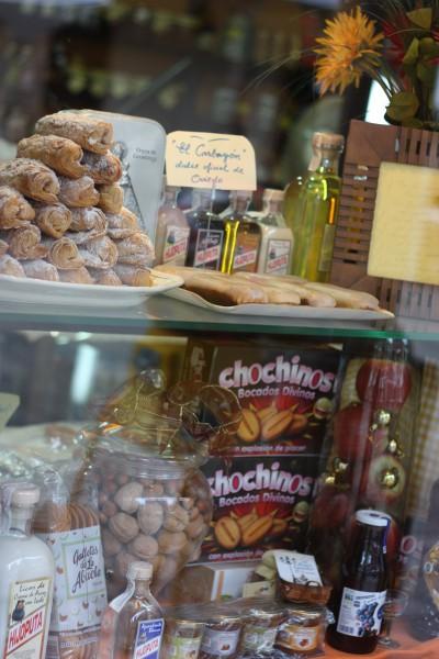 Productos típicos asturianos